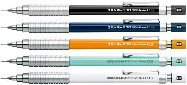 Pentel Draughting Pencil GRAPH 600 // 0.5mm