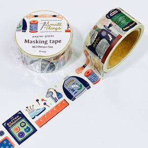 eric small things - Sewing Foiled Washi Tape