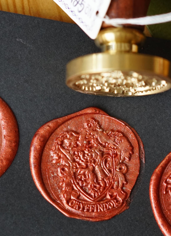 Gryffindor House Wax Seal