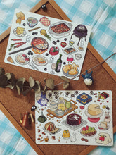 Load image into Gallery viewer, Max Loh: Ghibli Food Prints Set