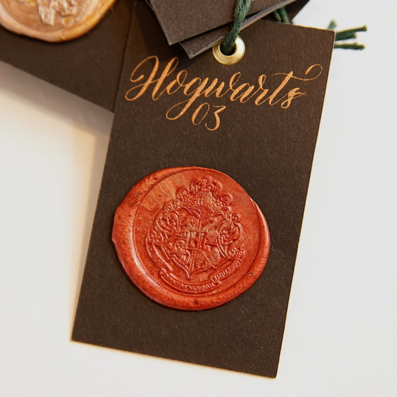 Hogwarts III Wax Seal