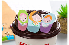 Load image into Gallery viewer, Index It Matryoshka Doll Stick Markers