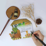 360° 3D Pop Up Card: The Taste Of Malaysia