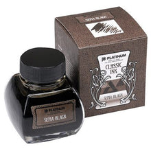 Load image into Gallery viewer, Platinum Classic Pigment Ink in Sepia Black // 60ml