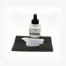 Load image into Gallery viewer, DR. PH. MARTIN'S Iridescent Calligraphy Ink // White