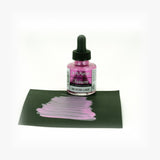 DR. PH. MARTIN'S Iridescent Calligraphy Ink // Rose Lame