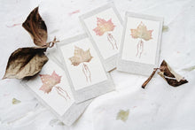 Load image into Gallery viewer, Jieyanow Atelier - Autumn Rubber Stamp
