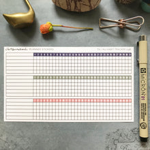 Load image into Gallery viewer, Artsunami Planner Stickers // Habit Tracker