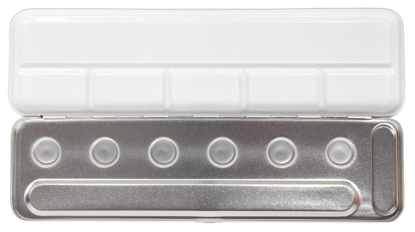 Finetec 6-Color Metal Empty Case