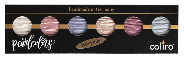 Finetec M760 Pearl Colors Fairytale Set