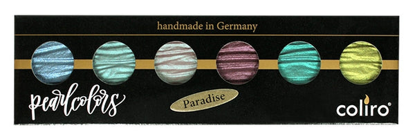 Finetec M790 Pearl Colors Paradise Set
