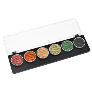 Finetec M800 Pearl Colors Autumn Set