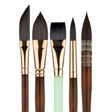 Load image into Gallery viewer, Princeton 4750 Neptune Synthetic Squirrel Brush // Set of 4