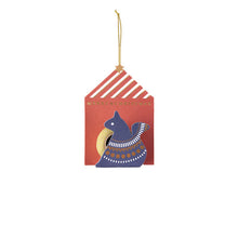 Load image into Gallery viewer, Mark's Masking Tape Ornament / Squirrel