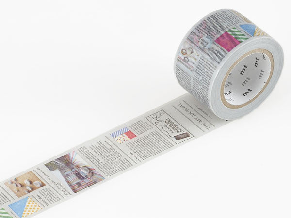 MTEX1P75 - English Newspaper