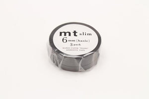 MTSLIM24 mt slim L Matte Grey