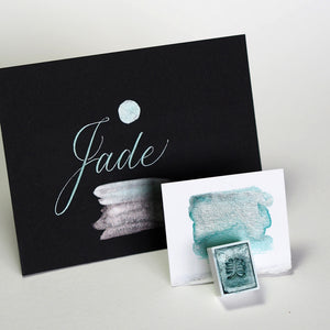 Meitallics Handmade Metallic Watercolor Set // Ocean