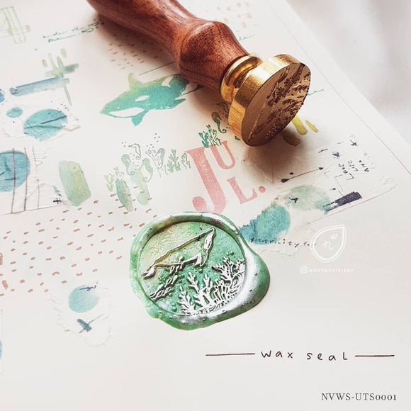 Nove Under the Sea Wax Seal