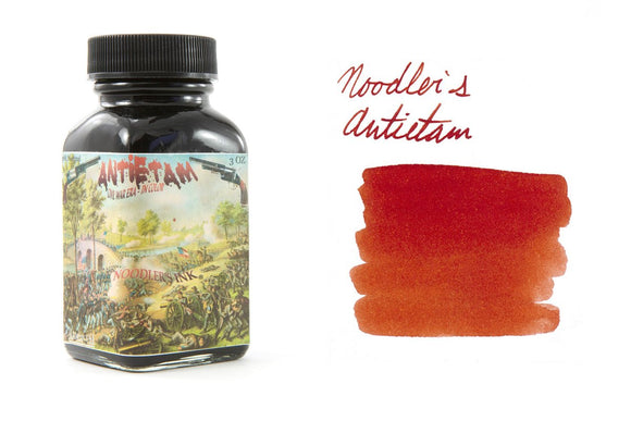 Noodler's Fountain Pen Ink // Antietam