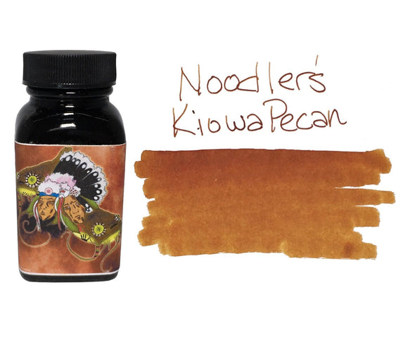 Noodler's Fountain Pen Ink // Kiowa Pecan