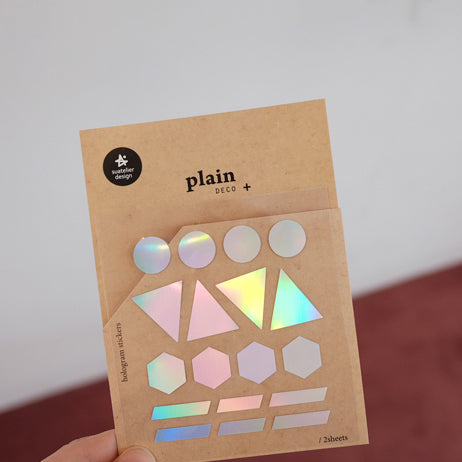 Suatelier Plain 25 Sticker Sheet