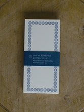 Load image into Gallery viewer, Classiky Letterpress Memo Card (Dark Blue)