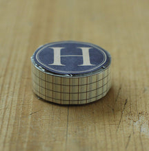 Load image into Gallery viewer, Classiky Washi Tape // Nut Brown - 18mm (H)