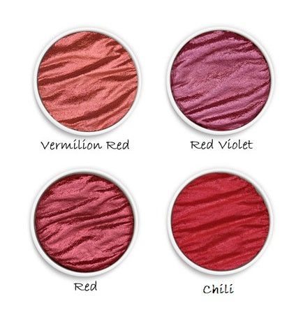 Noodler's Fountain Pen Ink // Red-Black (Partially Bulletproof) (5ml Sample)