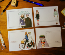 Load image into Gallery viewer, La Dolce Vita You & Me Envelope Set