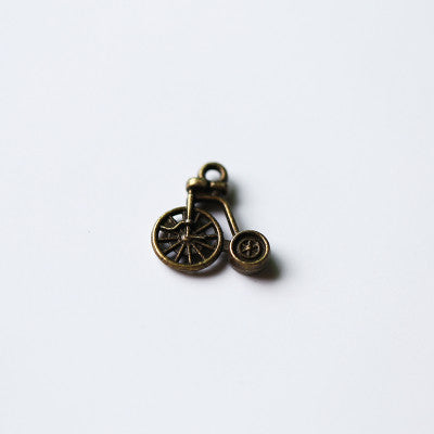 Unicycle Charm