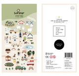 Suatelier Stickers | Village