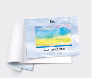 Arto x Fabriano Watercolor Pad 25% Cotton A4 Cold Pressed 200gsm