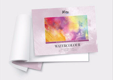 Arto x Fabriano Watercolor Paper Pack 25% Cotton A4 Hot Pressed 200gsm