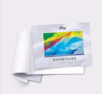 Arto x Fabriano Watercolor Pad 25% Cotton A4 Cold Pressed 300gsm