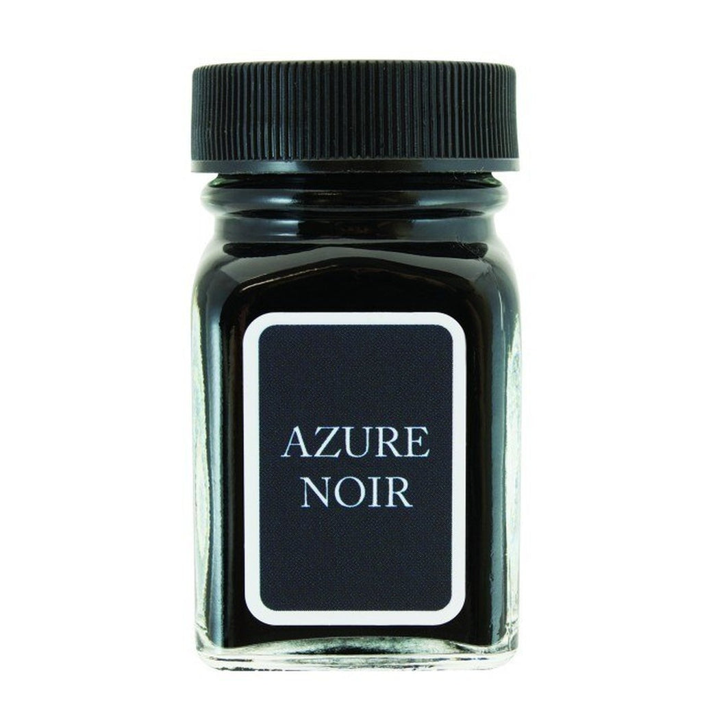 Monteverde Fountain Pen Ink 30ml / Azure Noir