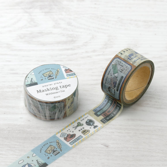 eric small things - Memories Washi Tape