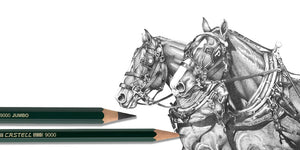 Castell 9000 Pencil (HB)