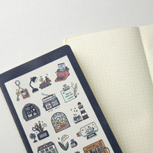Load image into Gallery viewer, eric small things A5 Slim Notebook