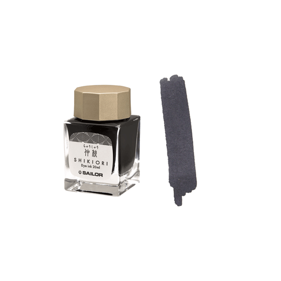 Sailor Shikiori Fountain Pen Ink // Chu-shu