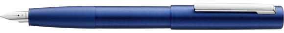 LAMY Aion Fountain & Ballpoint Pen Set // Blue
