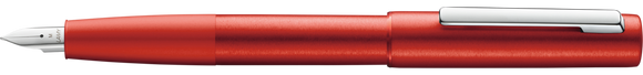 LAMY Aion Fountain & Ballpoint Pen Set // Red