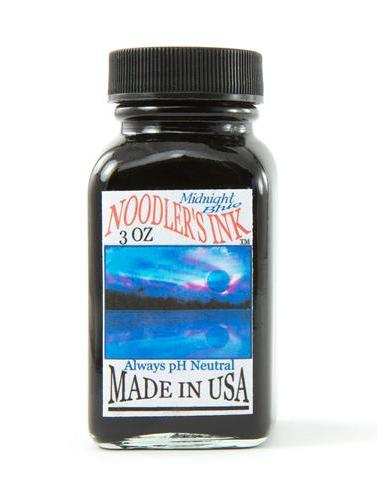 Noodler's Fountain Pen Ink // Midnight Blue