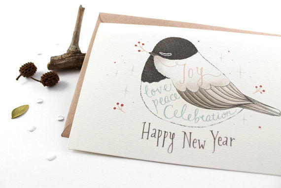 Christmas Card - Happy New Year