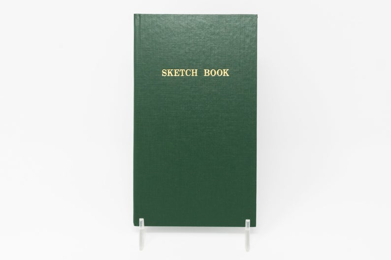Kokuyo Sketchbook / Green