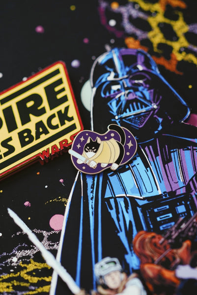 Luke, Leia & Chewie x Star Wars Enamel Pin