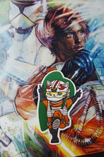 Load image into Gallery viewer, Star Wars Cats Waterproof Laptop Stickers V2