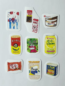 Snack & Canned Food Series II