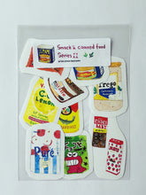 Load image into Gallery viewer, Snack & Canned Food Series II