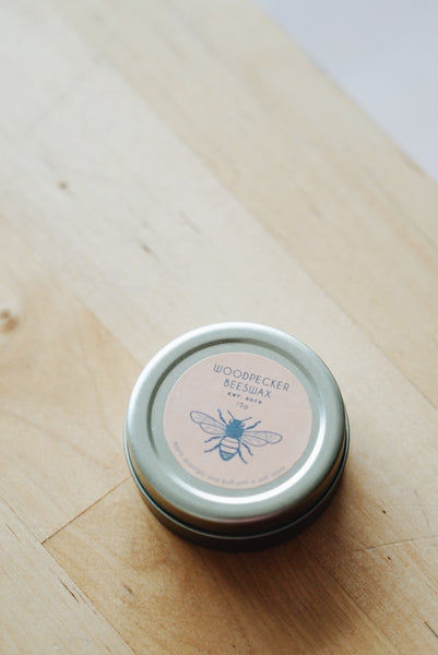 Beeswax Polish for Leather & Wood