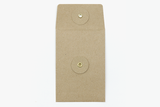KRAFT ENVELOPE with String (S) Brown